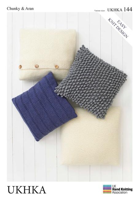 Knitting Pattern Leaflets : James C. Brett Knitting Pattern UKHKA144 Leaflet