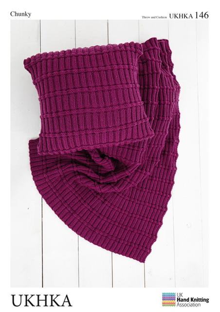 Knitting Pattern Leaflets : James C. Brett Knitting Pattern UKHKA146 Leaflet