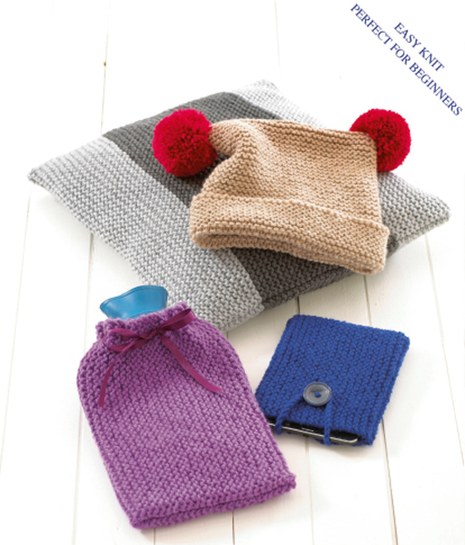 Knitting Pattern Leaflets : James C. Brett Knitting Pattern UKHKA155 Leaflet