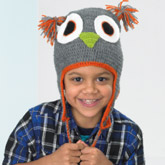 Kids Hat Kits Crochet